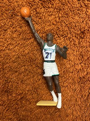 Kevin Garnett 21 Timberwolves Starting Lineup 1997 Figure for Sale in Shelton, CT