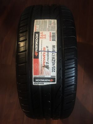 225/45ZR17 Tires for Sale in Mebane, NC