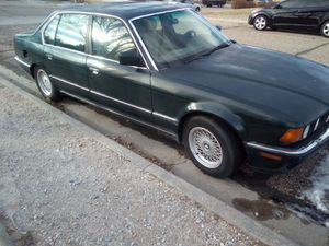 BMW 1994 740il fair condition500needs fuel pump or maybe the fuel filter for Sale in Cheyenne, WY