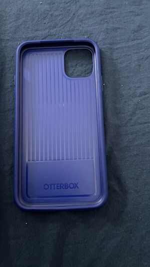 Otterbox blue case for iPhone 11 Pro Max for Sale in Grand Rapids, MI