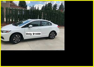 Price$1400 Honda Civic for Sale in Detroit, MI