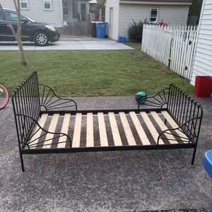 Twin bed frame for Sale in Chesapeake, VA