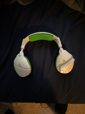 Turtle beach 600 wireless Xbox one S for Sale in Pembroke Pines, FL
