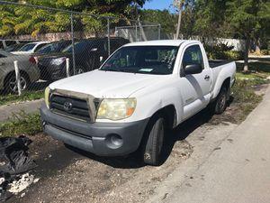 2006 Toyota Tacoma for Sale in Miami, FL