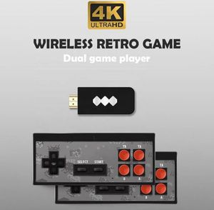 Retro HD Wireless TV games plug and play video game console built in 568 games for Sale in Willingboro, NJ