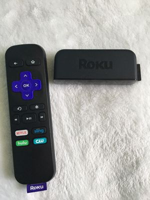 Roku TV stick for Sale in Silver Spring, MD