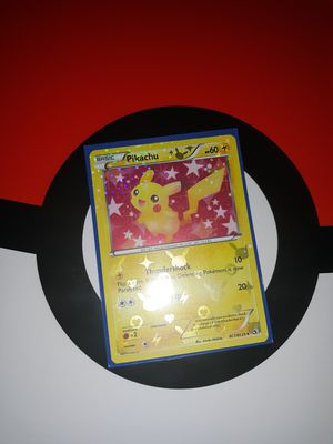 Pokemon Card Pikachu for Sale in Irwindale, CA