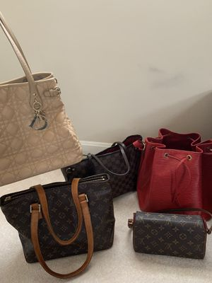Authentic handbags for Sale in Arlington, VA