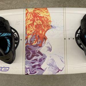Liquid Force Wakeboard w/bindings for Sale in Tacoma, WA