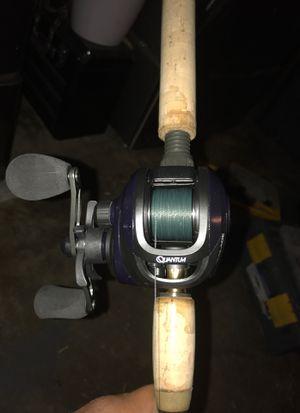 Quantum Escalade bait casting reel for Sale in Long Beach, CA