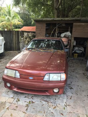 89 mustang 5.0 for Sale in Tampa, FL