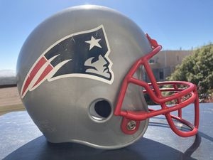 New England Patriots Franklin Helmet and Reebok Youth XL Dan Klecko Jersey Combo Bundle for Sale in San Francisco, CA