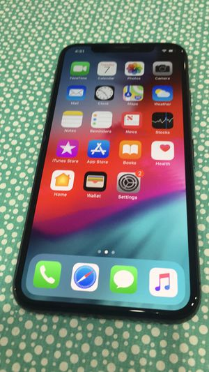 iPhone X 64gb Unlocked Excellent Condition for Sale in Durham, NC