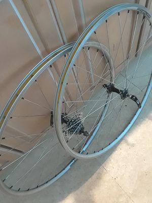 Cannondale C4 700c wheels $150 FIRM for Sale in Deerfield Beach, FL