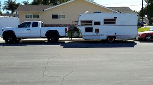 Aristocrat travel trailer low liner for Sale in Costa Mesa, CA