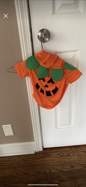 Pumpkin and Wicked Witch costume for Sale in Kingsport, TN