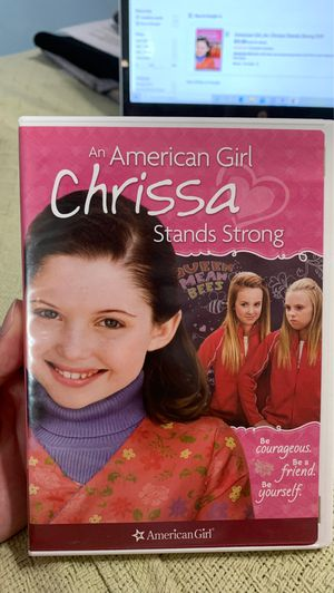 An American Girl Chrissa Stands String DVD for Sale in The Bronx, NY