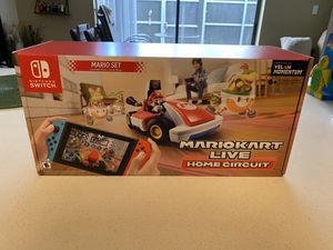 Brand new Mario Kart Live Home Circuit Nintendo Switch for Sale in Miami, FL