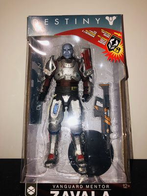 DESTINY 2 ACTION FIGURE WITH RARE EMBLEM for Sale in Burbank, CA