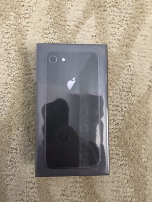 Apple iPhone 8 64GB Space Gray unopened for Sale in Miami, FL