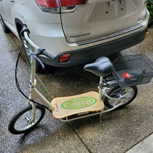 Razor Electric Metro Scooter for Sale in Sherwood, OR