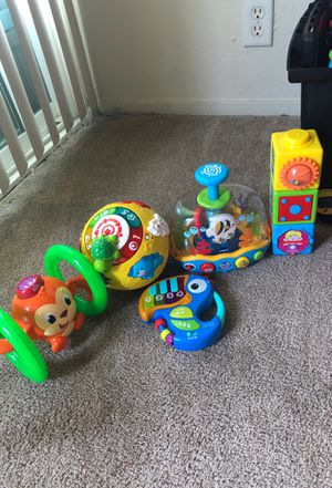 Variety of mixed toys for Sale in San Leandro, CA