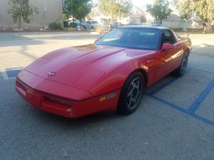 1990 chevy Corvette for Sale in Irwindale, CA