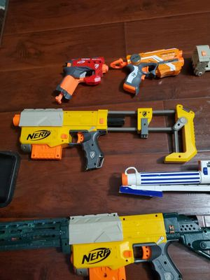 Nerf Guns Too for Sale in Hanover, MD