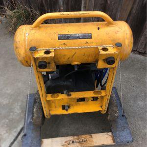Dewalt Compressor for Sale in San Diego, CA