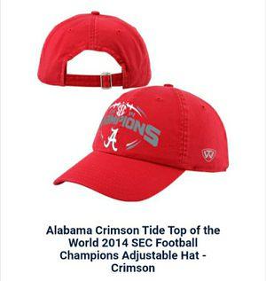 2014 Alabama cap for Sale in Dothan, AL