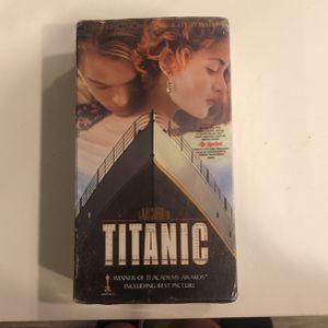 Titanic VHS for Sale in Santa Ana, CA