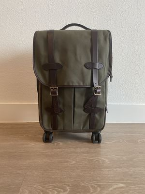 Filson 4wheeled Rolling Carey-on Luggage for Sale in Dallas, TX