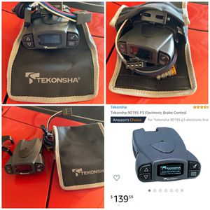 Tekonsha Brake Controler for Sale in Waterford, CA