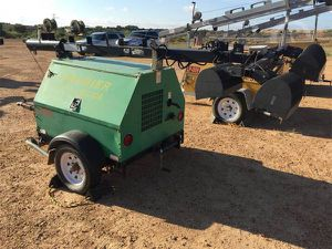 Portable Light Tower for Sale in San Angelo, TX