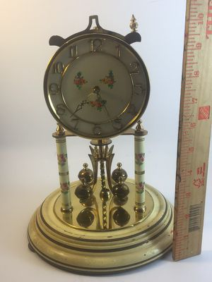 Vintage Kieninger and Obergfell Anniversary Clock for Sale in North Bay Village, FL