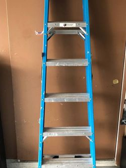 "Werner 6"" Ladder for Sale in Henderson,  NV"