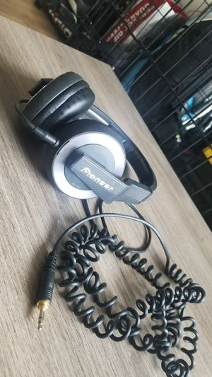 Pioneer HDJ 500 Headphones for Sale in Denver, CO