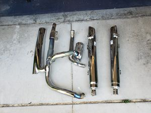 INDIAN MOTORCYCLE EXHAUST for Sale in Aliso Viejo, CA