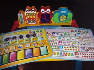 Kids V Tex touch and learn activity desk for Sale in Winchester, CA