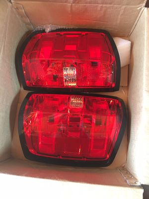 Tail lights for Chevy Silverado new for Sale in Midland, TX