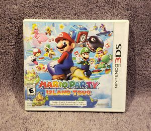 MARIO PARTY ISLAND TOUR NINTENDO 3DS ONLY $20 OBO*COMPLETE for Sale in Tucson, AZ