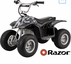 24v razor atv quad ride on power wheels new for Sale in Compton, CA