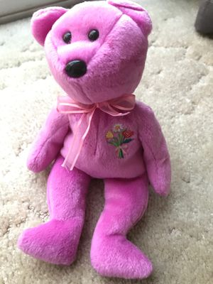 TY beanie babies mother 2004 stuffed animal $4 for Sale in Menifee, CA