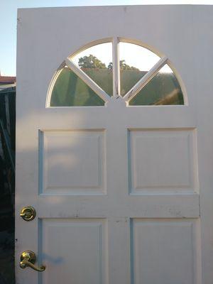 36x80 Solid Entrances Door for Sale in Princeton, FL