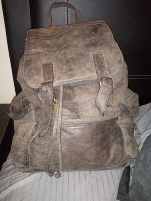 wilsons leather backpack for Sale in Fresno, CA