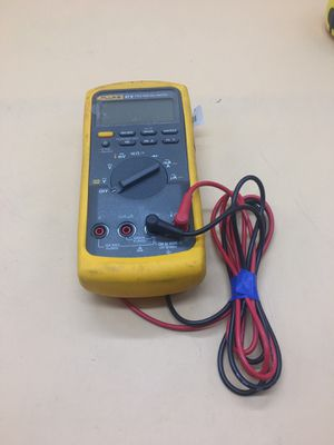Fluke 87 v true rms multimeter for Sale in Goodyear, AZ