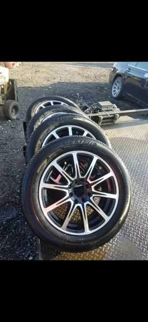 Selling All 4 rims 16in. Tires are not included. for Sale in Daytona Beach, FL