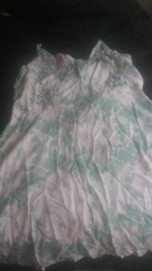 Tie Dye Lace Up Sundress for Sale in Charlotte, NC