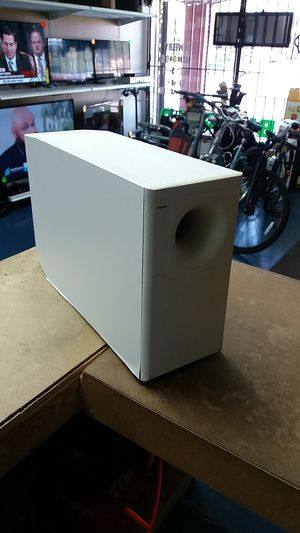 Bose Acoustimass 25 Series II Powered Subwoofer for Sale in Fort Lauderdale, FL