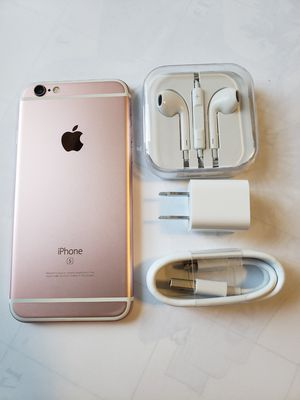 iPhone 6S,, 64GB Factory UNLOCKE, Excellent Condition for Sale in Springfield, VA